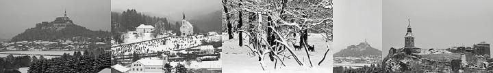 Das Südburgenland versinkt im Schnee