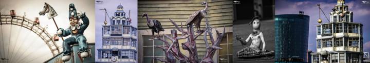 Fotospaziergang im Prater und in der Wiener Kriau